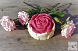 Rózsa szappan