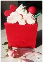 Cseresznye extra ápoló szappan