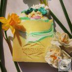 Tavaszi virágok - ápoló szappan